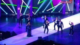 Жасмин - Чтобы быть красивой (Праздничное шоу Валентина Юдашкина 2013)