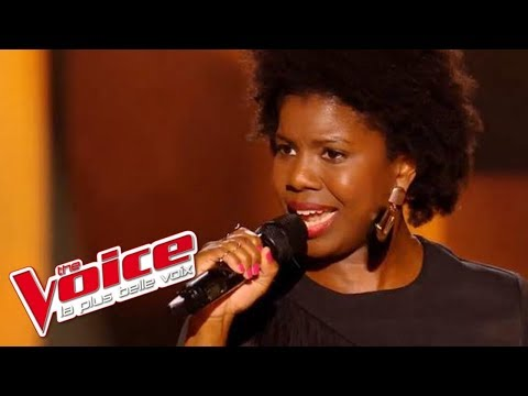 The Voice 2016 │ Beehann  Think Aretha Franklin │ Blind Audition