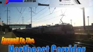 Farewell to the Northeast Corridor