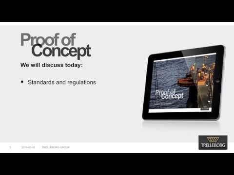 Proof of Concept - Docking & Mooring Webinar