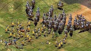 1v1 Arabia | Aztecs vs Berbers | vs _DauT_