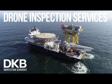 Drone Inspection Services - DJI Matrice 210 with Z30