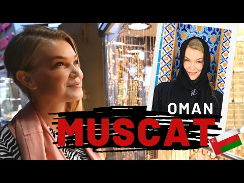 MUSCAT | Exploring the capital of Oman | Oman Vlog