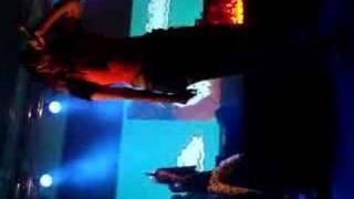 MIA concert Bristol, UK: Paper Planes