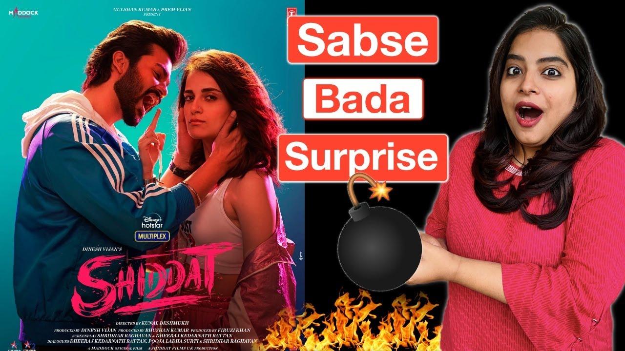 Download Shiddat Movie REVIEW | Deeksha Sharma