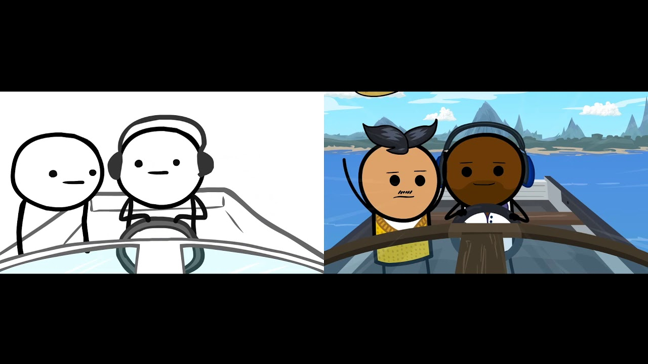 a-nice-day-animatic-side-by-side
