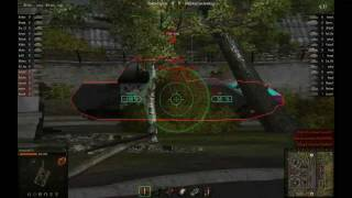 World of Tanks T30 gameplay by Bloodgiver