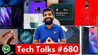 Tech Talks #680 - YouTube Rewind, Google 500Rs 4G Phone, Vivo Nex 2, 6T McLaren, Zenfone Max M2