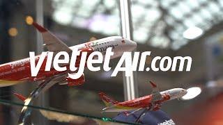 越捷航空世貿旅展 活動紀錄