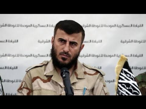 Top 'Moderate' Syrian Rebel Killed In Airstrike