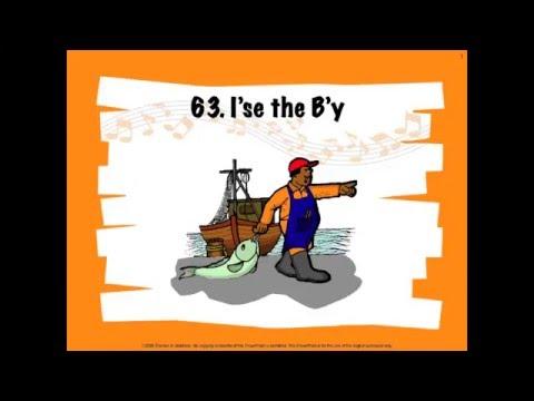I'se The B'y ( Grade 2 concert song 2016)