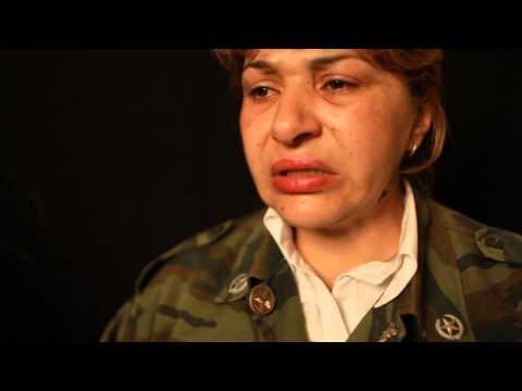 Կանանց պատերազմը. Նազանի Հովականյան