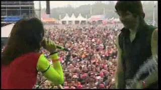Juliette & The Licks - Hot Kiss - Pinkpop