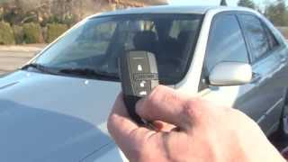 Remote Start and Keyless Entry at Car Toys