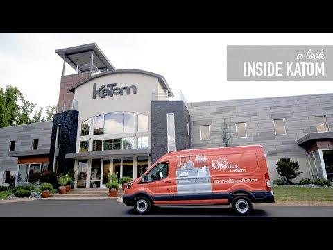 Inside KaTom Restaurant Supply