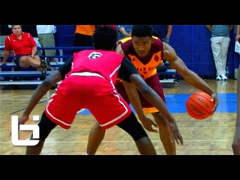 Marcus Garrett vs TJ Starks! Who's The Best PG In Dallas?