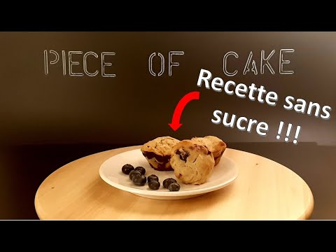recette-healthy-et-sans-sucre---muffins-à-la-banane-et-aux-myrtilles