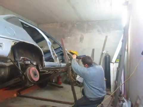 видео: Подъёмник в гараж