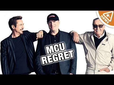 What Is Kevin Feige's Big MCU Regret? Nerdist  w Dan Casey