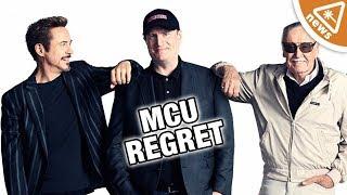 What Is Kevin Feige's Big MCU Regret? (Nerdist News w/ Dan Casey)