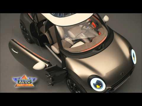 The New MINI Rocketman Concept