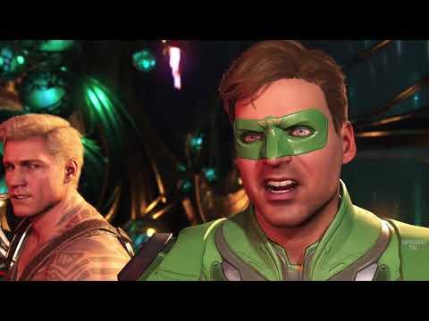 Green Lantern's True Power - Injustice 2 | Superhero FXL Gameplay