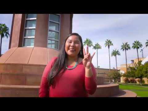 ASU Community Health Degree, Hear from Amber