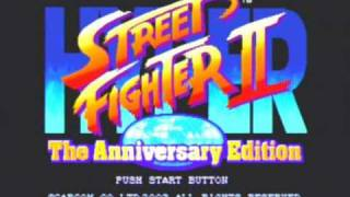 Download HYPER Street Fighter 2 - Sagat's Theme MP3 song and Music Video