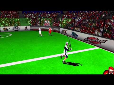 NLL 11 Gameplay | Lacrosse Video Game