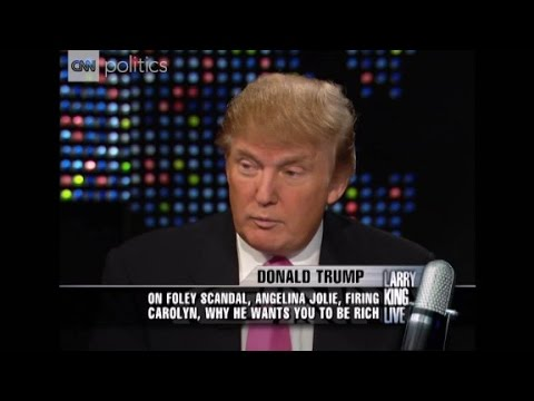 Trump in 2006: 'I like nepotism'