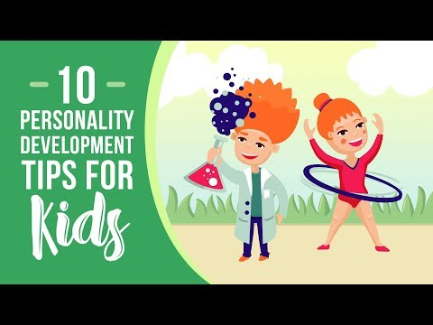 10 Tips for Personality Development in Kids