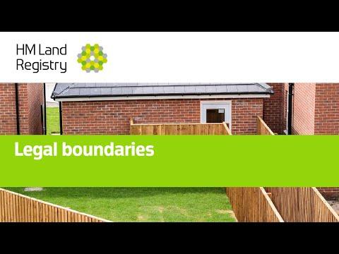 Legal Boundaries: Boundaries Part 5