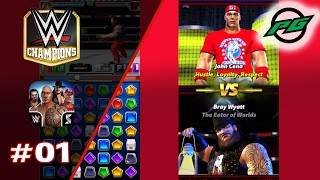 WWE Champions E01 - Laying the Smackdown
