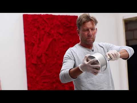 Jason Martin on the process of painting