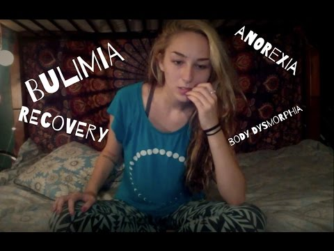Story Time: My Bulimia and Recovery (GRAPHIC) )(Anorexia, Body Dysmorphia, Eating Disorders)