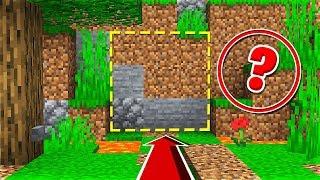 Making a HIDDEN Base in Minecraft 1.14! - Episode 6