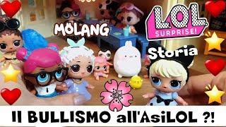 Baixar LOL SURPRISE e MOLANG: BULLISMO all'asiLOL?! Storia by Lara e Babou