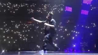 The Weeknd - Wicked Games (Live) Toronto ACC Nov 3, 2015 Beauty Behind the Madness Tour