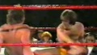 Barry Johns v Tony Prince