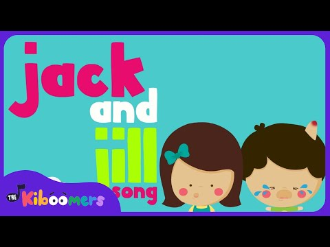 Jack And Jill Went Up The Hill | Nursery Rhymes With Lyrics