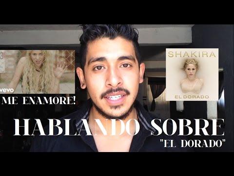 Shakira - El Dorado  Informacion