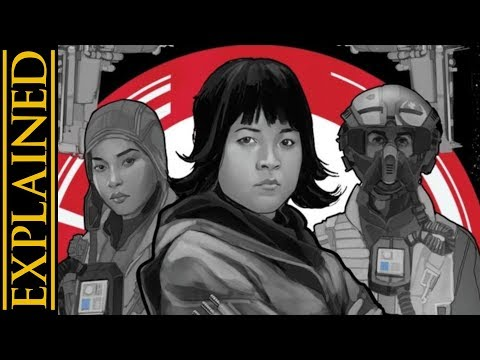 Rose Tico Origins & Facts From Cobalt Squadron