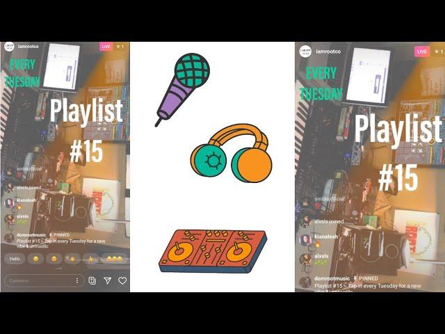 Playlist #15