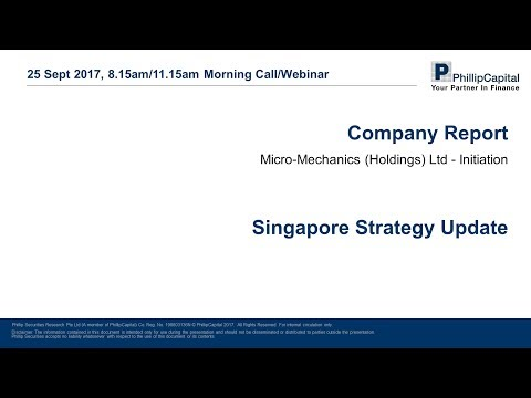 Market Outlook: Micro-Mechanics Holdings & Singapore equity market strategy