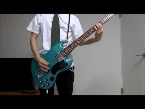 L'Arc~en~Ciel - STAY AWAY - 【bass cover】
