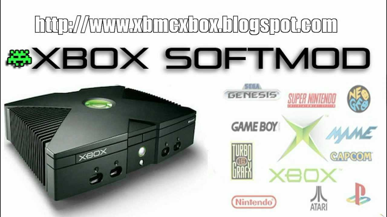 Xbox Softmod Tutorial Retro Games On Your Original Xbox