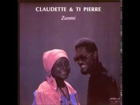 Claudette Et Ti Pierre [LP Zanmi, 1984] B1 Zanmi