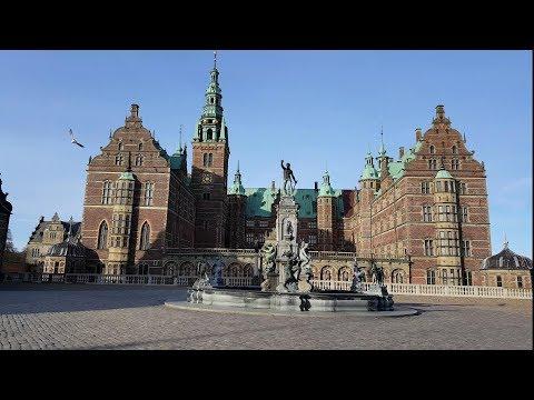 Walking Tour Of The Frederiksborg Castle And Its Gardens, Hillerød, Denmark