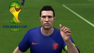 FIFA World Cup | Robin Van Persie | Fantastic Goal Thumbnail
