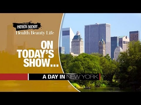 Health Beauty Life with Patrick Dockry Episode 6